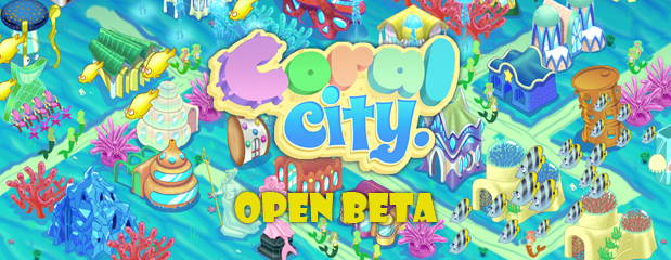 Coral City Open Beta