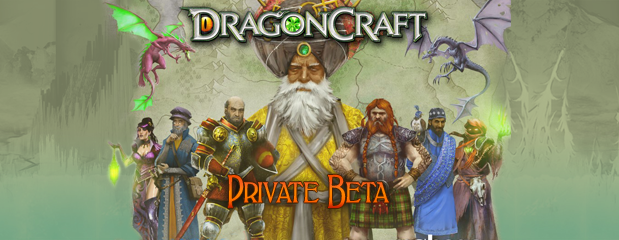DragonCraft Private Beta