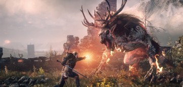 witcher 3 wild hunt trailer