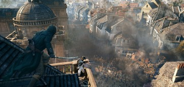 assassins creed unity gamescom 2014 trailer