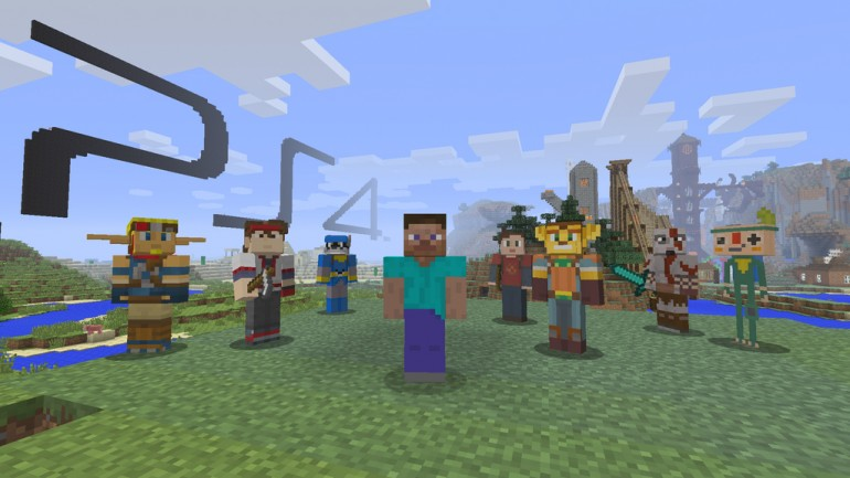 Minecraft PS4 Hits Certification And Vita Gets A New Trailer