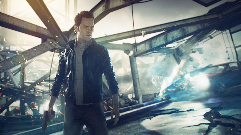 Take a look at Quantum Break Gameplay from Gamescom 2014